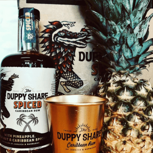 The Duppy Share Pineapple