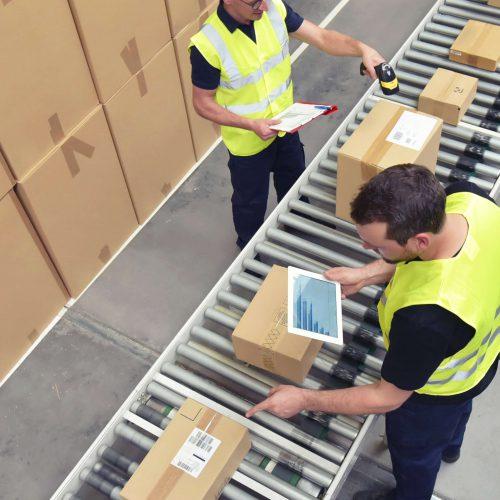 e-commerce warehouse fulfilment services